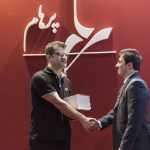 اهدای جایزه عینک واقعیت مجازی