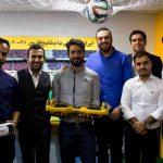 حضور محمدحسین میثاقی، داور ویژه مسابقات